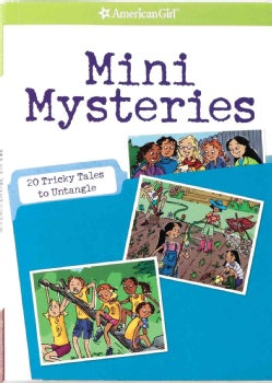 Mini Mysteries: 20 Tricky Tales to Untangle (Paperback)