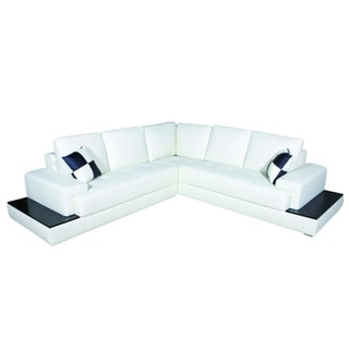 Helen Cream White Sectional
