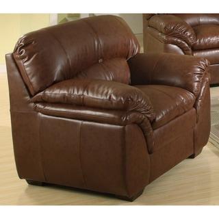 Joyce Bonded Leather Chair