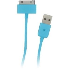 Hoffco iPod/iPhone/iPad Charge/Sync USB Cable
