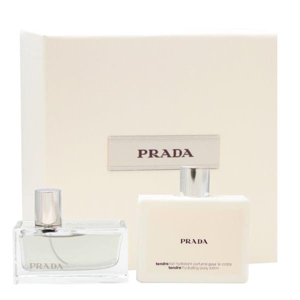 Prada Tendre Women's 2-piece Gift Set