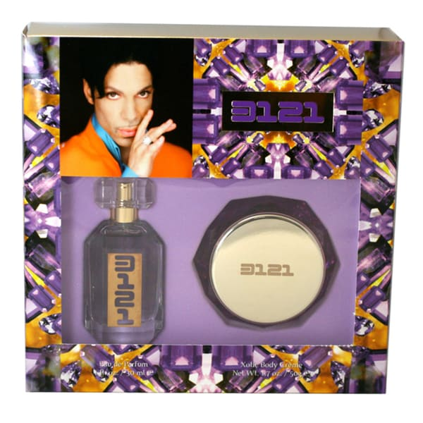 3121 The Fragrance Collection Inspired by Prince Women's 2-piece Gift Set
