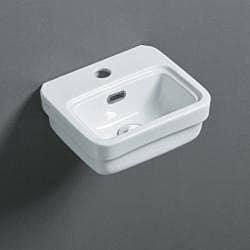 Bissonnet EVO Bathroom Ceramic Sink