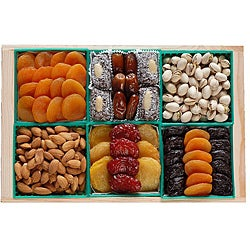 California Fruit 'Have a Sweet Date' Dried Fruit Basket