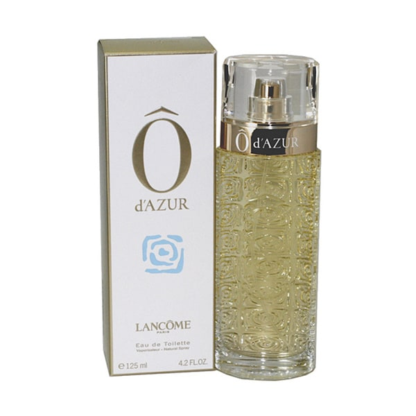 Lancome O DAzur Women's 4.2-ounce Eau de Toilette Spray