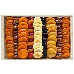 Sonoma Six-pound Assorted Dried Fruit Celebration Gift Crate