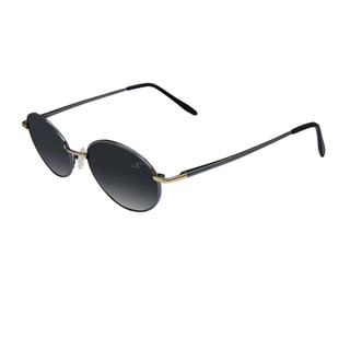 Xezo Men's Cruiser 100 Titanium Polarized Sunglasses