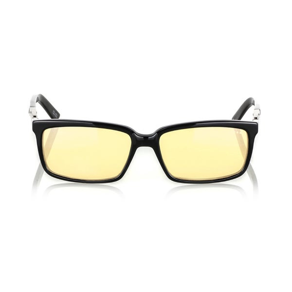 Gunnar 'Haus' Onyx Amber Full Rim Advanced Computer Glasses