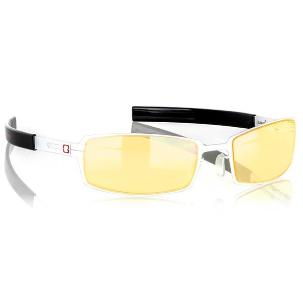 Gunnar PPK Snow Amber Video Gaming Glasses
