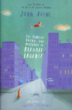The Terrible Thing That Happened to Barnaby Brocket (Hardcover)