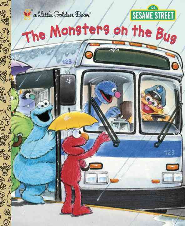 The Monsters on the Bus (Hardcover)