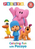 Coloring Fun with Pocoyo (Paperback)