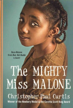 The Mighty Miss Malone (Paperback)