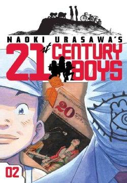 Naoki Urasawa's 21st Century Boys 2 (Paperback)