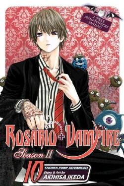 Rosario+Vampire: Season II, 10 (Paperback)
