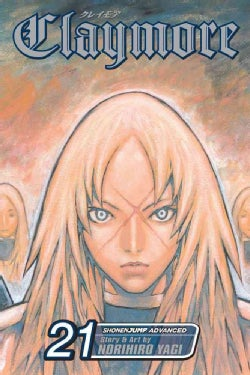 Claymore 21: Corpse of the Witch (Paperback)