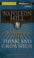 Earl Nightingale Reads Think and Grow Rich (CD-Audio)