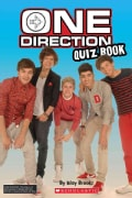 One Direction Quiz Book (Paperback)
