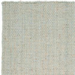 Hand-woven Tan Japays Natural Fiber Jute Rug (8' x 10'6)