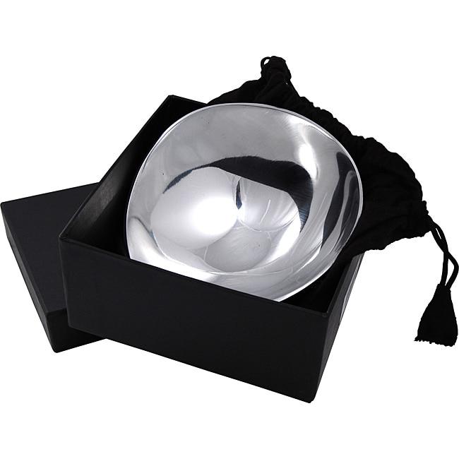 Premium Designer Series Aluminum Bowl