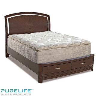 PureLife Legacy 13.5-inch King-size Memory Foam Mattress