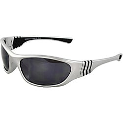 Unisex Grey Fashion Sunglasses