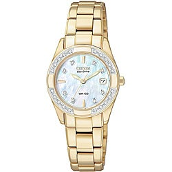 Citizen Women's Eco-drive Regents Diamond Watch