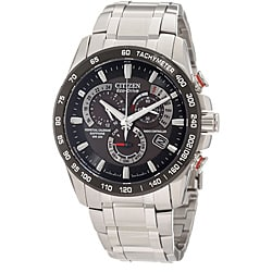 Citizen Men's Eco-drive Atomic Timekeeping Watch