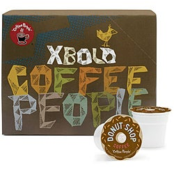 Coffee People Donut Shop Medium Roast K-Cup for Keurig Brewers (Case of 96)