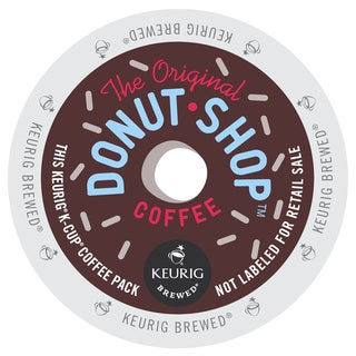 Coffee People Donut Shop Medium Roast K-Cups for Keurig Brewers