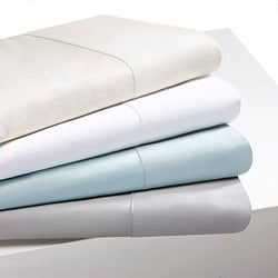 300 Thread Count Liquid Cotton Standard Pillowcases (Set of 2)