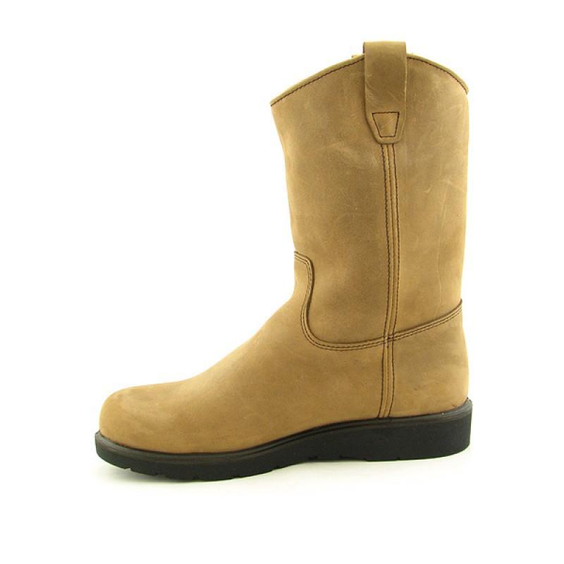 GEORGIA Men's G4432 Brown Boots (Size 9.5)