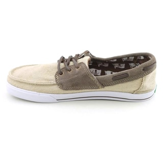 Sanuk Men&#39;s Mariner Beige Casual Shoes