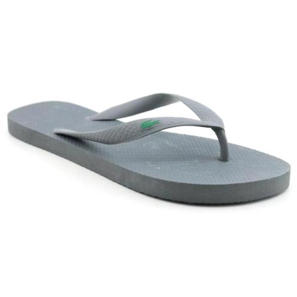 Lacoste Men's Barona Gray Sandals