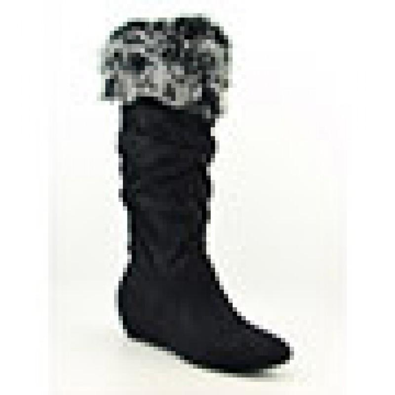 Report Women's Enfield Black Boots
