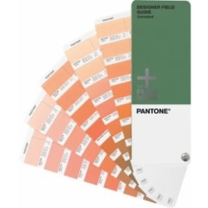 Pantone DESIGNER FIELD GUIDE Solid Uncoated Reference Printed Manual