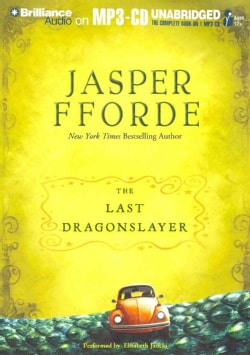 The Last Dragonslayer (CD-Audio)