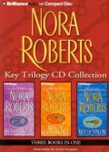 Nora Roberts Key Trilogy CD Collection: Key of Light / Key of Knowledge / Key of Valor (CD-Audio)