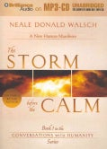 The Storm Before the Calm: A New Human Manifesto (CD-Audio)
