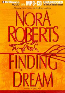 Finding the Dream (CD-Audio)