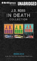 J. D. Robb in Death Collection 7: Fantasy in Death, Indulgence in Death, Treachery in Death (CD-Audio)