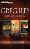 Greg Iles Cd Collection 4: Black Cross / 24 Hours / Third Degree (CD-Audio)