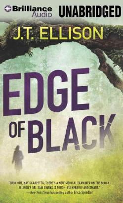 Edge of Black: Library Ediition (CD-Audio)