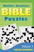 World's Greatest Bible Puzzles: Crosswords (Paperback)
