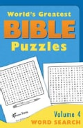 World's Greatest Bible Puzzles: Word Search (Paperback)