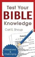 Test Your Bible Knowledge (Paperback)