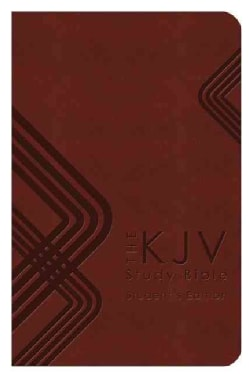 The KJV Study Bible: Students' Edition (Paperback)