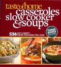 Taste of Home Casseroles, Slow Cooker & Soups (Spiral bound)