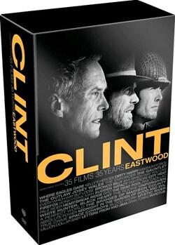 Clint Eastwood: 35 Films 35 Years At Warner Bros. (DVD)