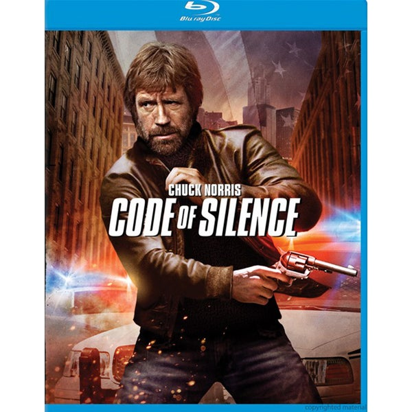 Code Of Silence (Blu-ray Disc) 9068051